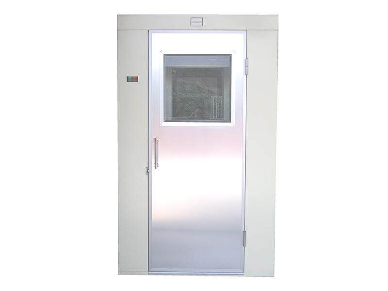 標準型浴塵室(直進直出)
